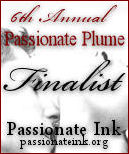 Friday Night Jamie, Finalist, Passionate Plume.