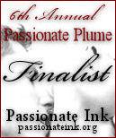 Friday Night Jamie, Finalist, Passionate Plume.
