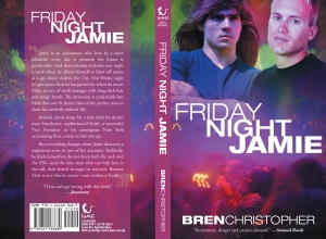 Print Cover for Friday Night Jamie